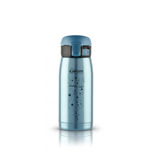 Термокружка LaPlaya Travel Tumbler Bubble Safe 0,35 литра (голубой)