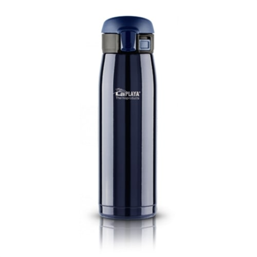 Термокружка LaPlaya Travel Tumbler Bubble Safe 0,5 литра (синяя)