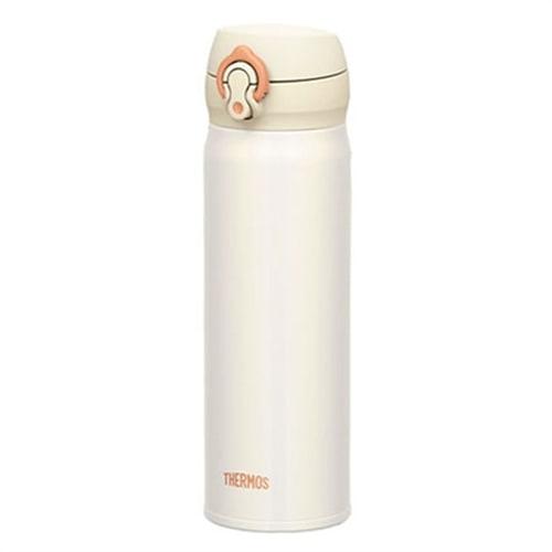 Термокружка Thermos JNL-502-PRW суперлегкая 0,5 литра (белая)
