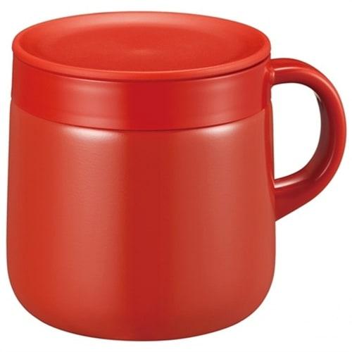 Термокружка Tiger MCI-A 0,28 литра (красная)
