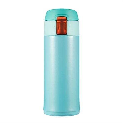 Термокружка Woodsurf Quick Open 0,35 литра (голубая)
