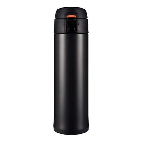 Термокружка Woodsurf Quick Open 0,48 литра (черная)