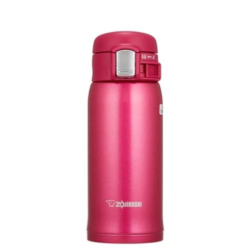 Термокружка Zojirushi 0,36 литра (ярко-розовая)