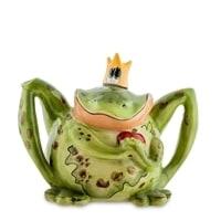 Заварочный чайник из фарфора «Царевна-Лягушка» BS-109