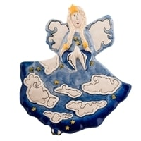Панно настенное «Ангел» BS-214