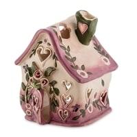 Подсвечник «Розовый домик» BS-185