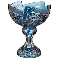Хрустальная ваза (ручная гравировка) M-196017