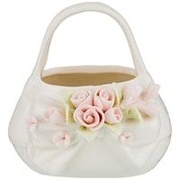 Фарфоровая ваза «Корзиночка» M-150117