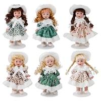 Кукла фарфоровая в ассортименте (6 видов) M-346262