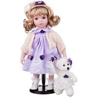 Кукла фарфоровая M-346234