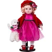 Кукла фарфоровая M-346224