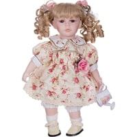 Кукла фарфоровая M-346221