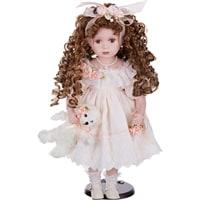 Кукла фарфоровая M-346217