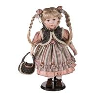 Кукла фарфоровая M-346149
