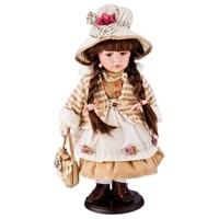 Кукла фарфоровая M-346026