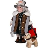 Кукла фарфоровая M-346022