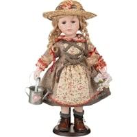 Кукла фарфоровая «Девочка с лейкой» M-346006