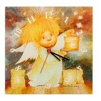 Часы «Ангел, дарящий свет» ANG-484