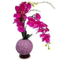Орхидея с LED-подсветкой LP-12