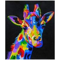 Картина «Радужный жираф» ART-502