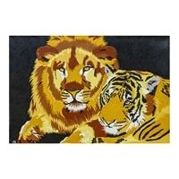 Картина «Лев и Тигр» ART-507