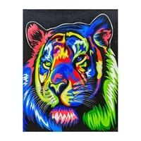 Картина «Радужный тигр» ART-514