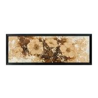 Фактурная картина «Цветы» ART-833