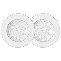 Набор из 2-х суповых тарелок «Грация»