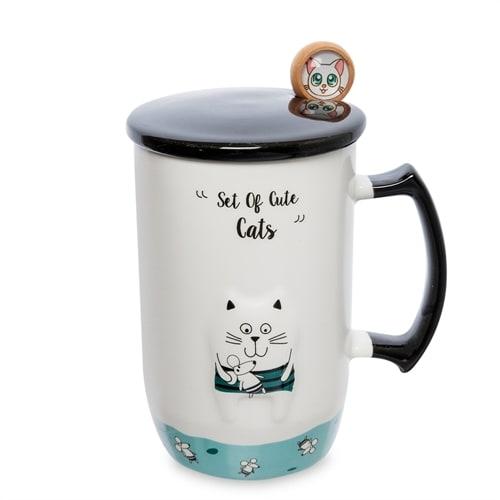 Кружка «Ммилые кошки» MUG-291/1