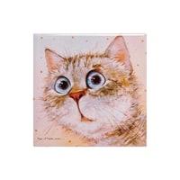 Магнит керамический «Любимый котик» ANG-678