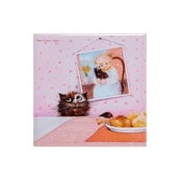 Магнит керамический «За семейным столом» ANG-680