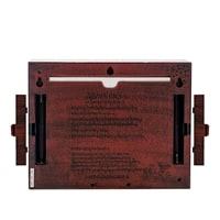 Новогодняя миниатюра в раме с подсветкой XM-823