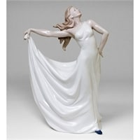 Статуэтка из фарфора «Танцовщица» VS-07 (Pavone)