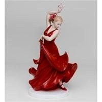 Статуэтка из фарфора «Фламенко» VS-13 (Pavone)