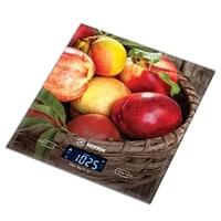 Весы кухонные «Сочные персики» Hottek HT-962-033