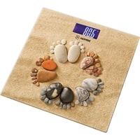 Весы напольные «Ножки на песке» Hottek HT-962-008