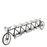 Фигурка велосипед «Тандем для шестерых» VL-13