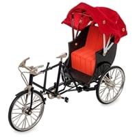 Фигурка велосипед «Велорикша» VL-15