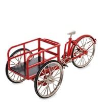 Фигурка велосипед «Тележка» VL-16