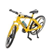 Фигурка велосипед «I Crazy» VL-03/1 (желтый)