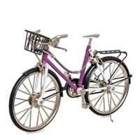 Фигурка велосипед «Женский» VL-06/2 (фиолетовый)