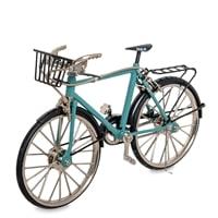 Фигурка велосипед «Городской» VL-07/1 (голубой)