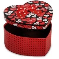 Набор из 3-х подарочных коробок «Сердце» WG-11