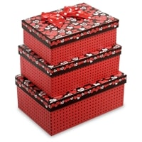 Набор из 3-х подарочных коробок WG-14