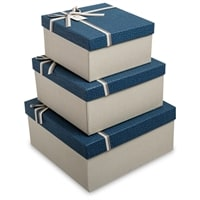 Набор из 3-х подарочных коробок WG-58