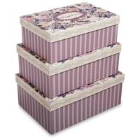 Набор из 3-х подарочных коробок WG-70