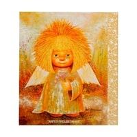 Открытка «Ангел с незабудками» ANG-189