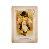 Открытка в ретро стиле «Маленький джентельмен» ANG-441