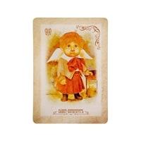 Открытка в ретро стиле «Мой милый ангел» ANG-443
