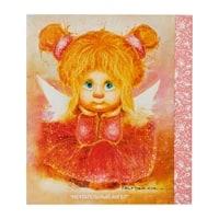 Открытка «Мечтательный ангел» ANG-607